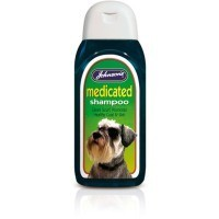 Johnson's Medicated Shampoo for Dogs 200ml big image