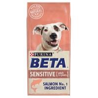 Purina Beta Sensitive Adult Dog Food (Salmon) big image