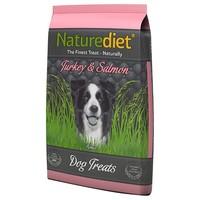 Naturediet Dog Treats 150g (Turkey & Salmon) big image