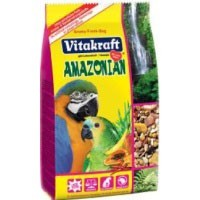 Vitakraft Amazonian Parrot Food 750g big image