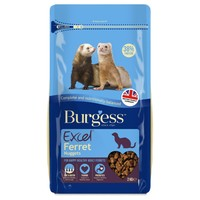 Burgess Excel Ferret Nuggets 2kg big image
