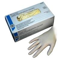 Henry Schein Latex Examination Powder-Free Gloves (Box of 100) big image