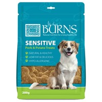 Burns Sensitive Treats for Dogs 200g big image