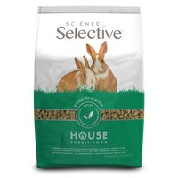 Science Selective House Rabbit Food 1.5kg big image
