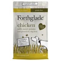 Forthglade Cold Pressed Natural Grain Free Dry Dog Food (Chicken) 6kg big image