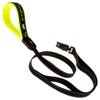Ferplast Sport Matic Dog Lead (Yellow) big image