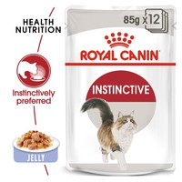 Royal Canin Instinctive Pouches in Jelly Adult Cat Food big image