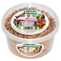Supa Dried Insectivore Food 1 Litre big image