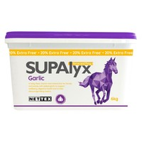 SUPAlyx Garlic Lick for Horses and Ponies 6kg big image