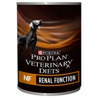 Purina Pro Plan Veterinary Diets NF Renal Function Wet Dog Food Tins big image