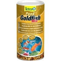 Tetra Pond Goldfish Mix big image