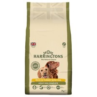 Harringtons Complete Dry Food for Adult Dogs (Turkey with Veg) big image