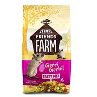 Supreme Tiny Friends Farm Gerri Gerbil Tasty Mix 850g big image