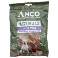 Anco Naturals Turkey Wings (6 Pack) big image