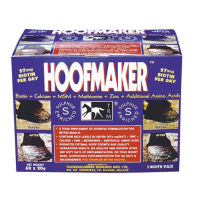 TRM Hoofmaker Supplement for Horses (60 x 20g Sachets) big image