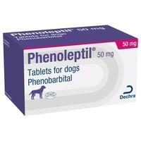 Phenoleptil 50mg Tablets for Dogs big image