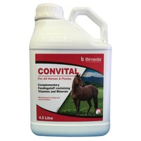 Convital Performance Liquid for Horses 4.5 Litre big image