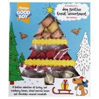 Good Boy Christmas Festive Treat Assortment big image