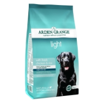 Arden Grange Light Chicken and Rice Dog Food big image