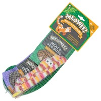 Meowee Meaty Christmas Stocking for Cats big image