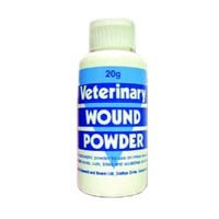 Vet Veterinary Wound Powder 20g 125g Pots big image