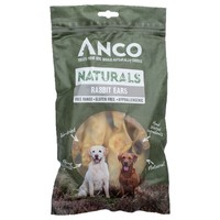 Anco Naturals Rabbit Ears 100g big image
