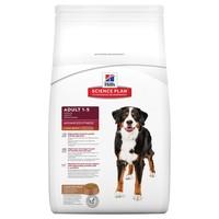 Hills Science Plan Advanced Fitness Large Adult Dog Food 12kg (Lamb) big image