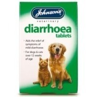 Johnson's Diarrhoea Tablets (12 Tablets) - From £2 70