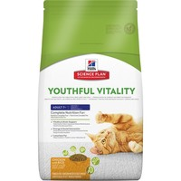Hills Science Plan Youthful Vitality 7+ Dry Food for Adult Cats (Chicken) big image