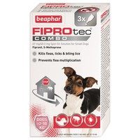 Beaphar FIPROtec Combo Spot-On Solution for Small Dogs big image