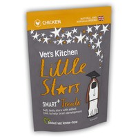Vet's Kitchen Little Stars Smart Dog Treats 85g (Chicken) big image