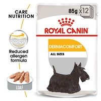 Royal Canin Dermacomfort Wet Dog Food Pouches big image