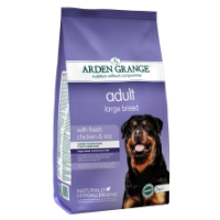 Arden Grange Large Breed Chicken and Rice Dog Food 12kg big image