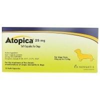 Atopica 25mg Capsules big image