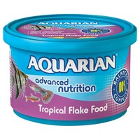 Aquarian Tropical Fish Flake Food big image