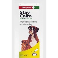 Vetzyme Stay Calm Liquid 150ml big image