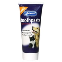 Johnson's Triple Action Toothpaste for Cats and Dogs 50g big image