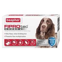 Beaphar FIPROtec Combo Spot-On Solution for Medium Dogs big image