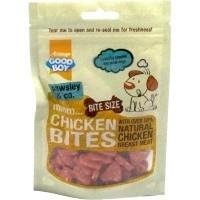 Good Boy Pawsley & Co Bite Size Chicken Bites 65g big image