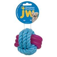 JW Elastarope Monkey Fist Dog Toy big image