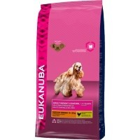 Eukanuba Dog Food Weight Control Medium Breed 12kg big image