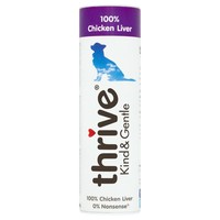 Thrive 100% Kind and Gentle Dog Treats (Chicken Liver) 25g big image