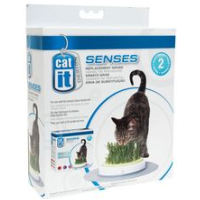 Catit Design Senses Grass Garden Kit Refill (2 Pack) big image