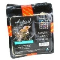 Unipet Mayfield Suet Tray Bird Feed Triple Pack big image