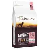 True Instinct Raw Boost Dry Dog Food (Salmon with Tuna) 1.5Kg big image