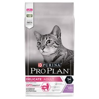 Purina Pro Plan OptiDigest Delicate Adult Cat Food (Turkey) big image