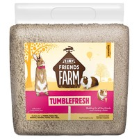Supreme Tiny Friends Farm Tumblefresh Bedding for Small Pets 8.5L big image