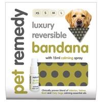 Pet Remedy Luxury Bandana Calming Kit big image