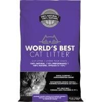 Worlds Best Cat Litter (Lavender) 3.18kg big image