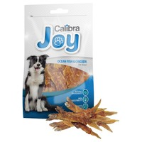 Calibra Joy Ocean Fish & Chicken Treats for Dogs 80g big image